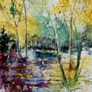 Watercolor 280809 Art Print