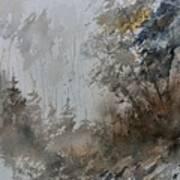 Watercolor 614010 Art Print