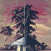 Watercolor 73 Art Print