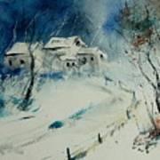 Watercolor 905001 Art Print