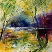 Watercolor  908010 Art Print