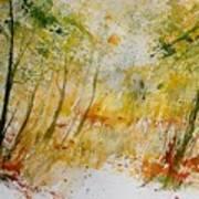 Watercolor  908012 Art Print