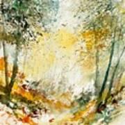 Watercolor  908021 Art Print