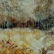 Watercolor 9090722 Art Print