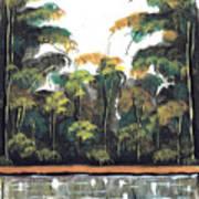 Watercolor 97 Art Print