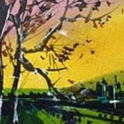 Watercolor_242 Art Print