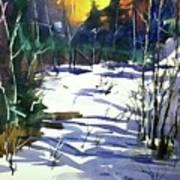 Watercolor3538 Art Print