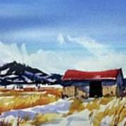 Watercolor3557 Art Print
