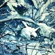 Watercolor4586 Art Print