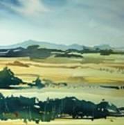 Watercolor4622 Art Print