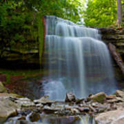Waterdown Falls Art Print