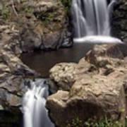 Waterfall 54 Art Print