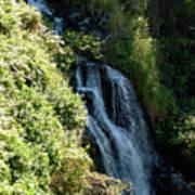 Waterfall I Art Print