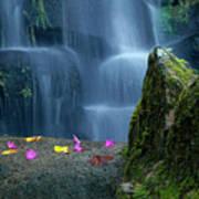 Waterfall02 Art Print