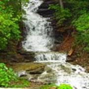 Waterfall#3 Art Print