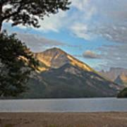 Waterton National Park - 365-324 Art Print