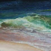 Wauwinet Wave IIi Art Print