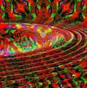 Wave Length Art Print