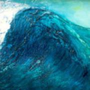 wave X Art Print