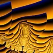 Waves Of Grain Art Print