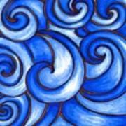 Waves Of Mercy Art Print