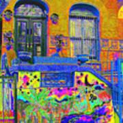 Wax Museum Harlem Ny Art Print