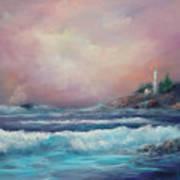 Wayward Mariner Art Print