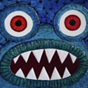 We Need Monsters #5 Art Print