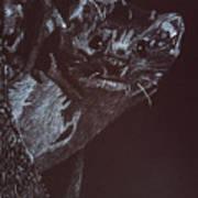 Weasel Weasel Weasel Art Print