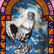 Weathercock II Art Print