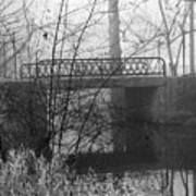 Webster Bridge Art Print
