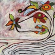 Weeds1 Art Print