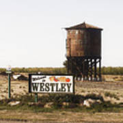 Welcome To Westley Art Print
