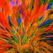 Well Of Colors Art Print
