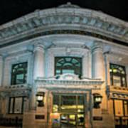 Wells Fargo Bank Building In San Francisco, California Art Print