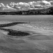 Welsh Coastal View From The Great Orme  Art Print
