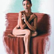 Wenona  Exposed Art Print