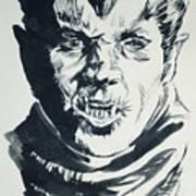 Werewolf Of London Art Print