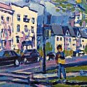West 16th Art Print