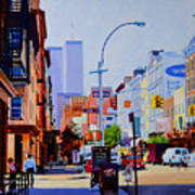 West Broadway Art Print