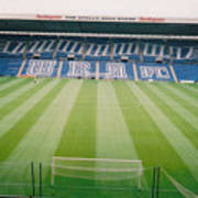West Bromwich Albion - The Hawthorns - Brummie Road End 2 - August 2003 Art Print