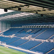West Bromwich Albion - The Hawthorns - East Stand 1 - August 2003 Art Print
