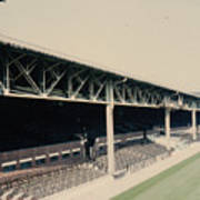 West Bromwich Albion - The Hawthorns - Halfords Lane West Stand 1 - 1970s Art Print