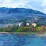 West Vancouver Art Print