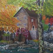West Virginia Wonder Art Print