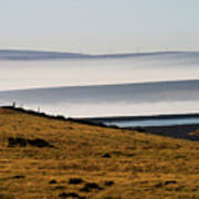 West Yorkshire Moors Art Print
