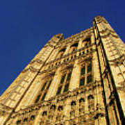 Westminster Palace, London Art Print