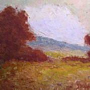 Westward Art Print