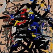 Westward Movement Art Print