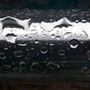 Wet Steel-1 Art Print